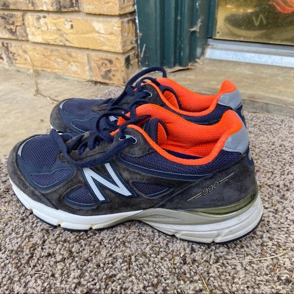Womens New Balance 99nv4 Running Shoe 8